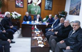 Malatya AK Parti Milletvekili Temad İl Başkanlığımızı Ziyareti Etmiştir
